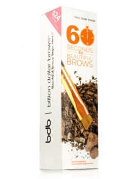 60 Seconds To Beautiful Brows Kit-20