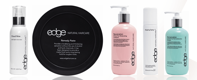 EDGE NATUREL HAIRCARE