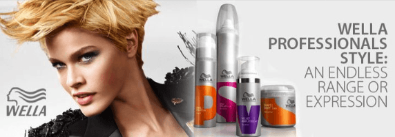 Wella Styling Series