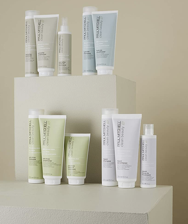 Paul Mitchell Clean Beauty NYHED