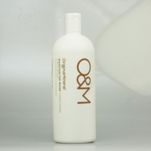 OandM Maintain The Mane Conditioner 1000ml inkl. pumpe-31