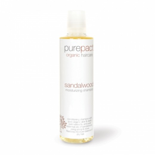 Pure Pact Sandalwood Moisturizing Shampoo 250 ml.-31