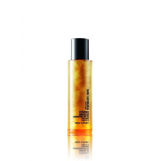 Shu Uemura Essence Absolue shimmer dry oil for body 100 ml.-31
