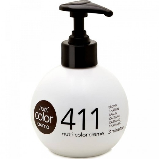 Revlon Nutri Color 411 Brown 250 ml.-31