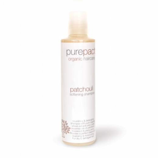 Pure rene Patchouli Softening Shampoo 250 ml.-31