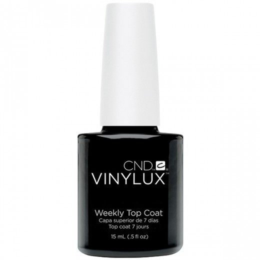 Cnd Vinylux Weekly Top Coat 15 ml.-31