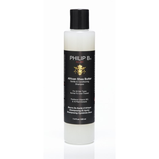 Philip B, African Shea Butter Gentle and Conditioning Shampoo 220 ml.-31