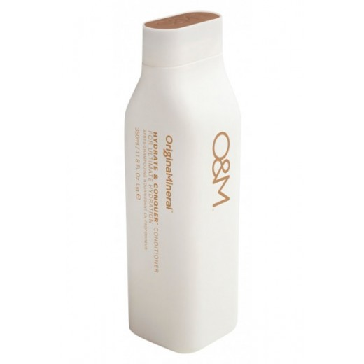OandM Hydrate and Conquer Conditioner 350ml-31