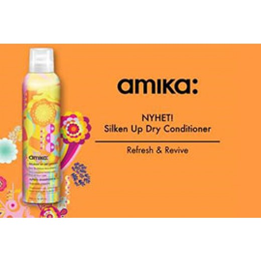 AMIKA Silken up dry conditioner 144 ml.-31