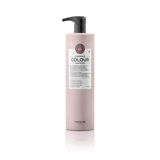 Maria Nila Luminous Colour Shampoo 1000 ml.-31