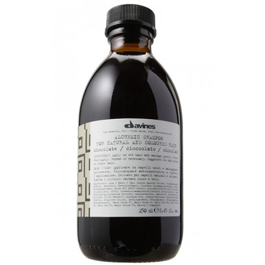 Davines Alchemic Shampoo Chocolate 250 ml.-31