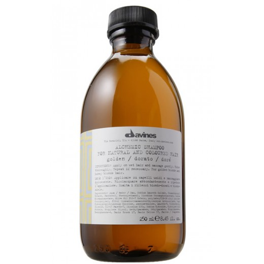 Davines Alchemic Shampoo Gold 250 ml.-31