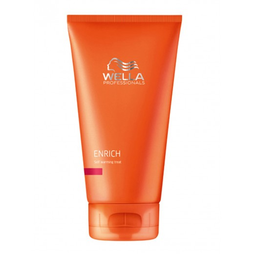 Wella Enrich Self Warming Treat 150 ml.-31