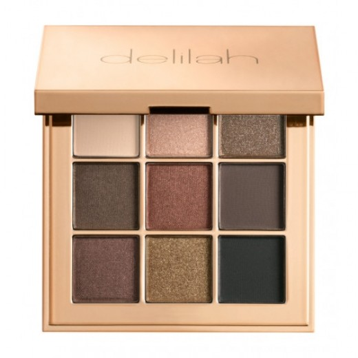 Delilah colour intense eyeshadow palette damset 6601-31