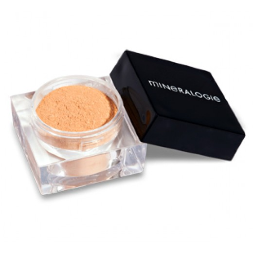 Mineralogie Mineral Foundation Loose Agate 9g-03