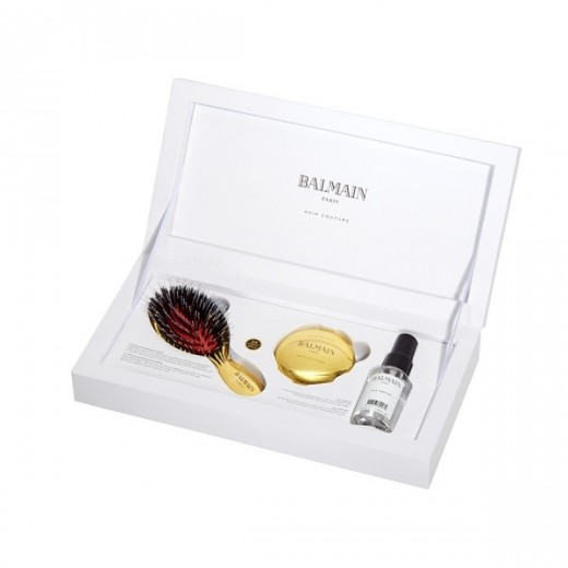 Balmain Golden Spa Brush Mini Set-32
