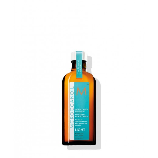 Moroccanoil Treatment Light + Gratis BLAX hårelastikker-34