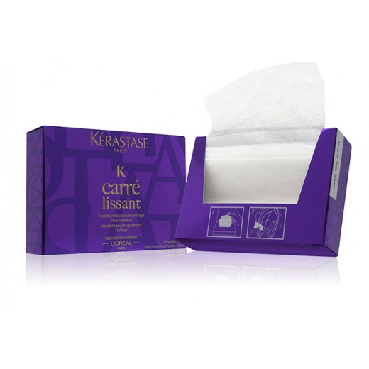 Kerastase Carré Lissant hairstyle tpuch-up sheets for hair 50 stk.-31