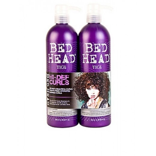 TIGI High-Defs Curls Shampoo og Conditioner 1500 ml.-31