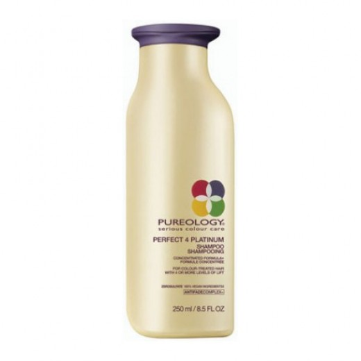 Pureology Perfect 4 Platinum Shampoo 250 ml.-31
