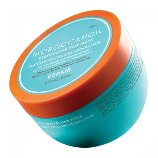 MOROCCANOIL RESTORATIVE MASK, 250 ML.-32