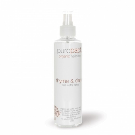 Pure rene Thyme and Clary Salt Water Spray 150 ml.-31