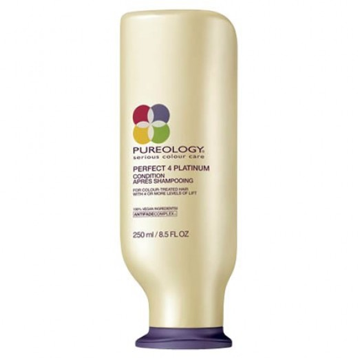 Pureology Perfect 4 Platinum Hair Conditioner 250 ml.-31
