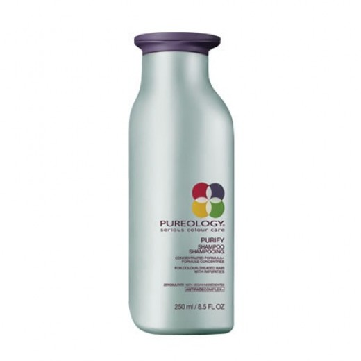 Pureology Purify Shampoo 250 ml.-02