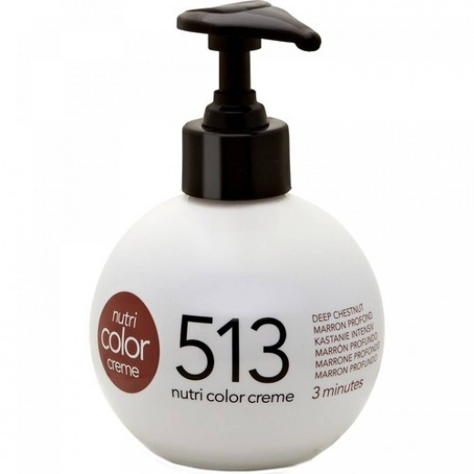 Revlon Nutri Color 513 Deep Chestnut 250 ml.-31