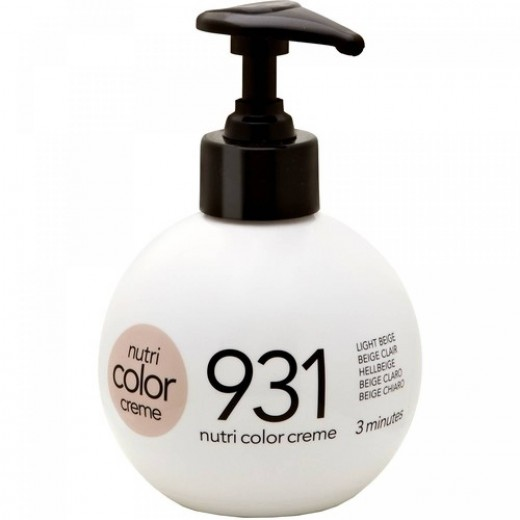 Revlon Nutri Color 931 Light Beige 250 ml.-01