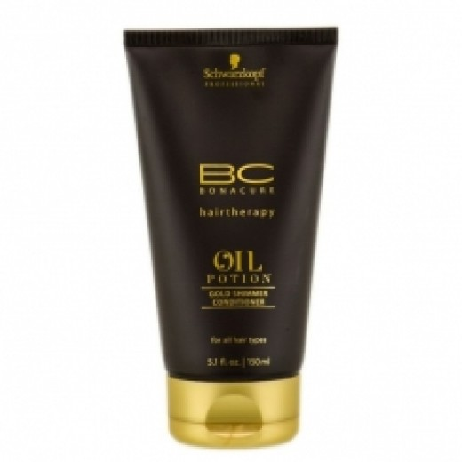 Schwarzkopf BC Oil Miracle Gold Shimmer Conditioner-31