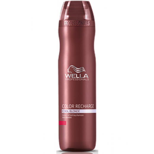 Wella Color Recharge Cool Blonde shampoo 250 ml.-31