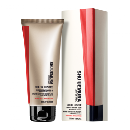 Shu Uemura Color Lustre Shades Reviving Balm Intense Red 200 ml.-31