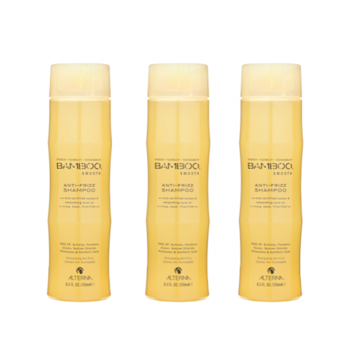 Alterna bamboo Smooth Anti-Frizz Shampoo x 3 stk. (ialt 750 ml.)-32