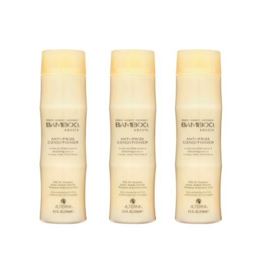 Alterna bamboo Smooth Anti-Frizz Conditioner x 3 stk. (ialt 750 ml.)-32