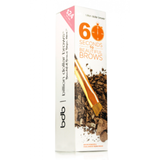 60 Seconds To Beautiful Brows Kit-34