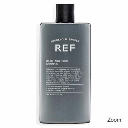 REF Hair and Body Shampoo 285 ml-31