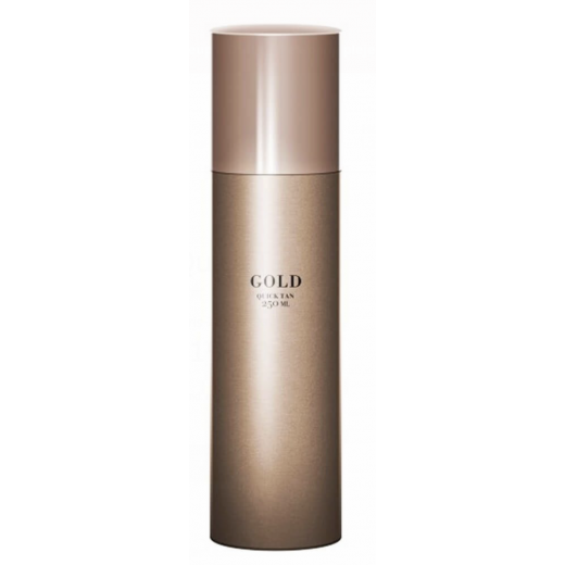 Gold Quick Spray Tan 250ml-32