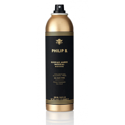 Philip B Russian Amber Imperial Volumizing Mousse 200ml-32