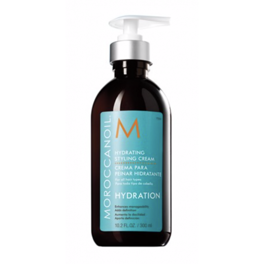 MOROCCANOIL HYDRATING STYLING CREAM, 300 ML-33