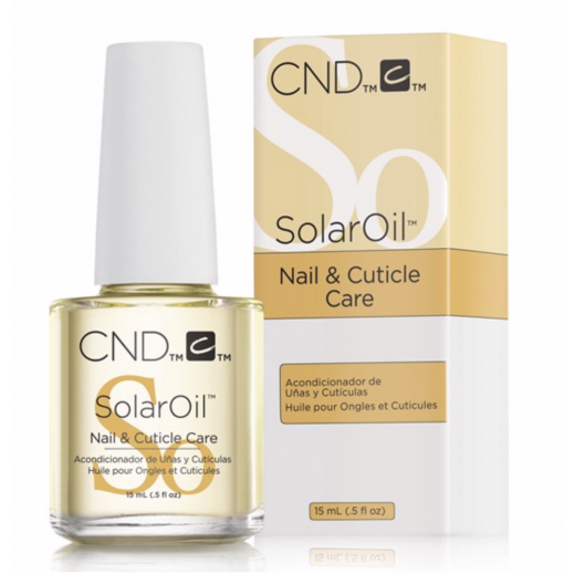 CND SolarOil Nail and Cuticle Condition 15ml.-33