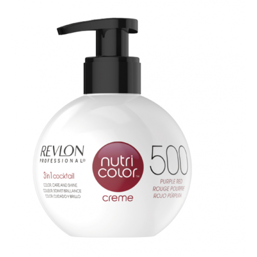 Revlon Nutri Color 500 Purple Red 250 ml.-32