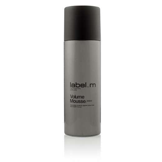 Label M Volume Mousse 200 ml.-31