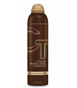 California Sunless Tan Instant Spray 7%++ DHA-20