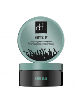 d:fi Matte Clay Strong Hold Wax 75g-20