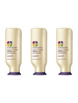 Pureology Perfect 4 Platinum Hair Conditioner x 3-20