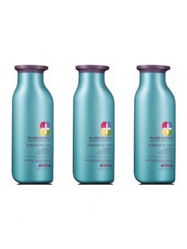 Pureology Strength Cure shampoo x 3-20