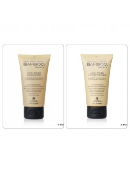 Alterna Bamboo Anti-frizz shampoo + conditioner sæt MINI SIZE 40 ml.-20