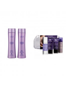 Alterna Caviar Volume Shampoo and Conditioner + Gavesæt (ialt 650 ml.)-20