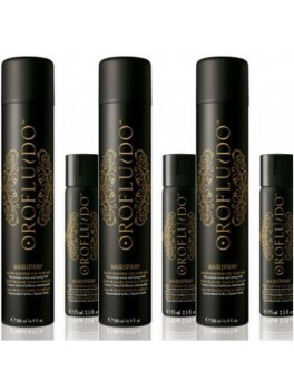 Orofluido Hairspray + Mini Hairspray 1725 ml. x3-20